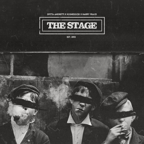 Curren$y & Smoke DZA – The Stage [Mixtape]