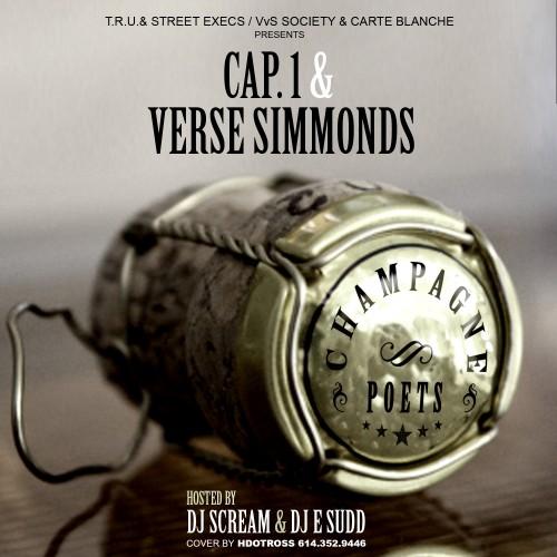 Cap 1 & Verse Simmonds – Champagne Poets [Mixtape]