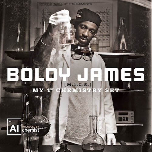 Boldy James & The Alchemist – My 1st Chemistry Set [Album Stream]