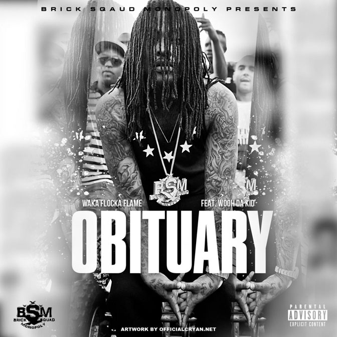 Waka Flocka Ft. Wooh Da Kid – Obituary