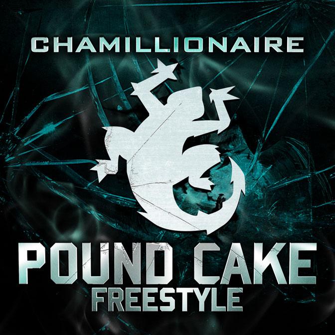 Chamillionaire – Pound Cake (Freestyle)