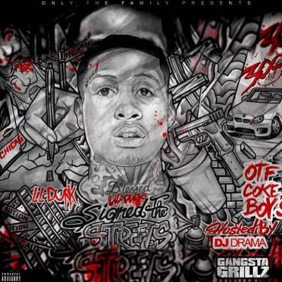 Lil Durk – Signed To The Streets [Mixtape]