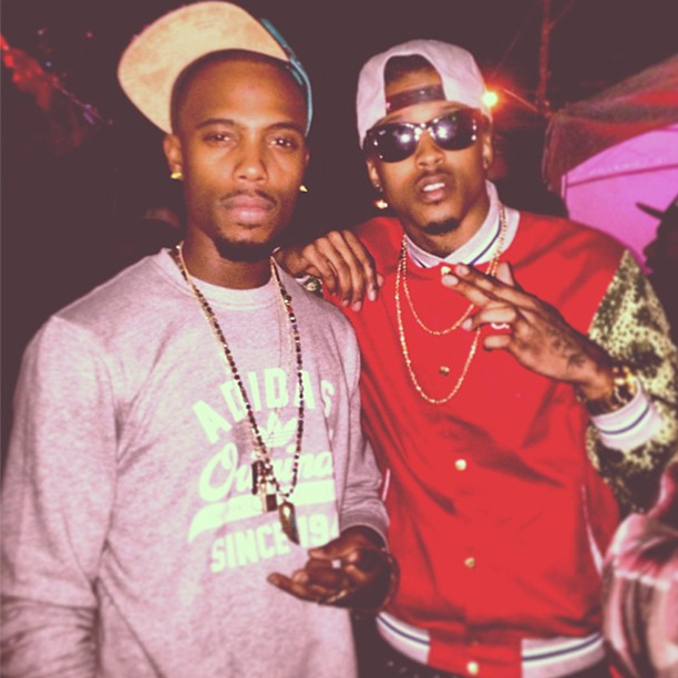 August Alsina Ft. Yo Gotti & B.o.B – Numb
