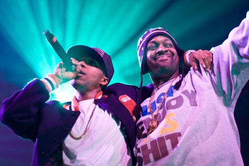 Curren$y & Smoke DZA Ft. Big K.R.I.T. & French Montana – 10 Bricks