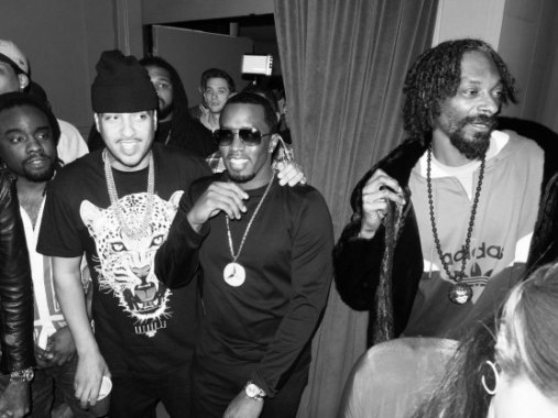 French Montana Ft. Diddy, Rick Ross & Snoop Dogg – Ain't Worried About Nothin' (Remix)
