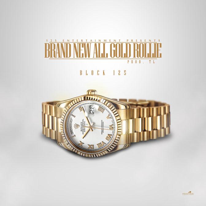 Block 125 – Gold Rollie