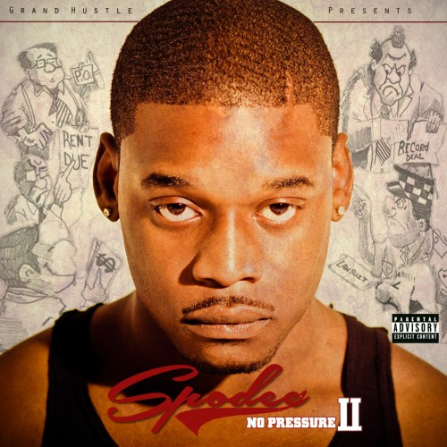 Spodee – No Pressure 2 [Mixtape]