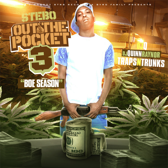 Stebo – Out The Pocket 3 [Artwork]