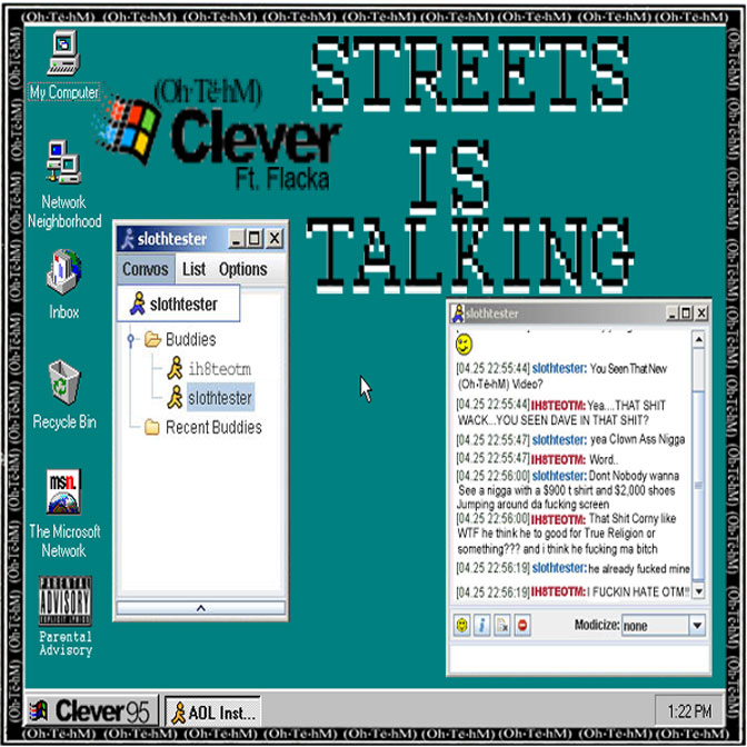 Clever Ft. Flacka – Streets Is Talkin (Freestyle)