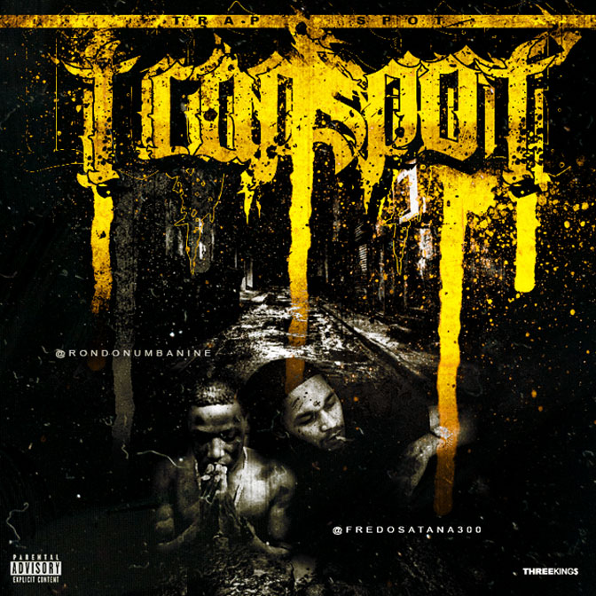 RondoNumbaNine Ft. Fredo Santana – Trap Spot (Remix)