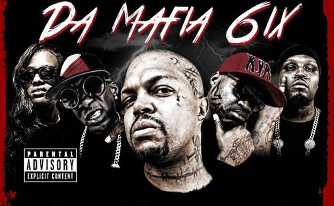 Da Mafia 6ix – Grab Da Gauge