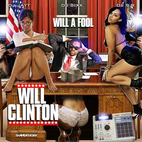 Will-A-Fool – Will Clinton [Mixtape]