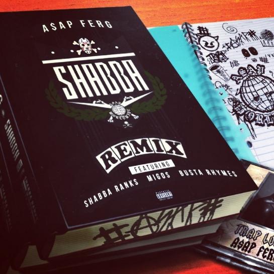 A$AP Ferg Ft. Migos, Busta Rhymes & Shabba Ranks – Shabba (Remix)