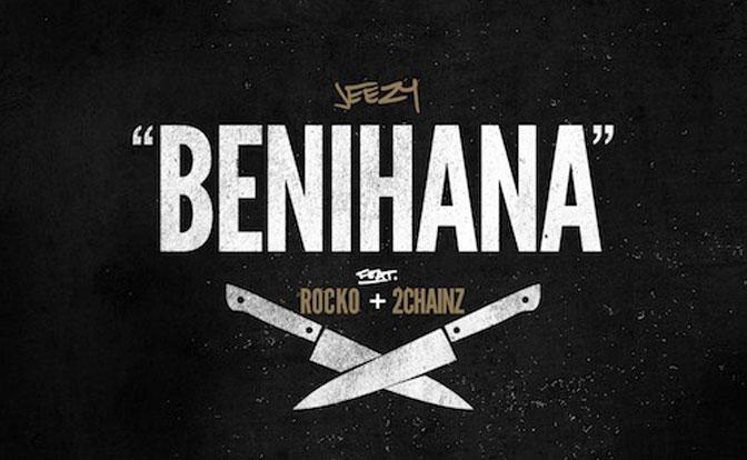 Young Jeezy Ft. Rocko & 2 Chainz – Benihana