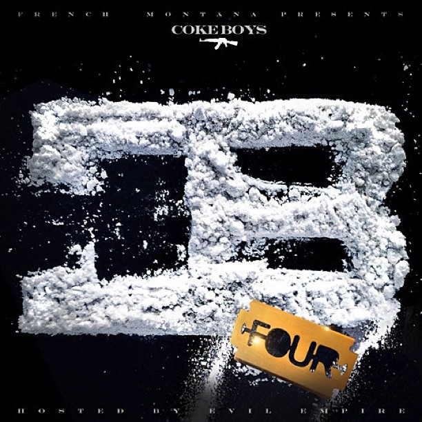 French Montana – Coke Boys 4 [Mixtape] (NO DJ)