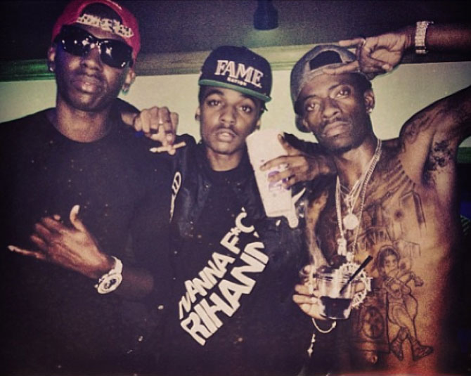ND 500 Ft. Young Dolph – Eat Off Tha Block