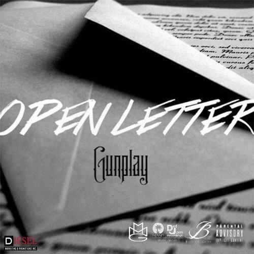 Gunplay – Open Letter (Freestyle)