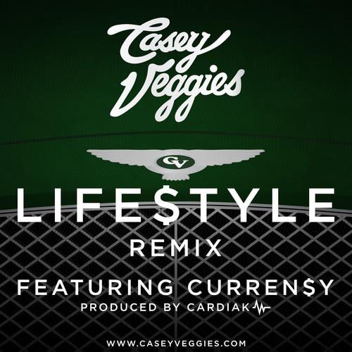 Casey Veggies Ft. Curren$y – Life$tyle (Remix)