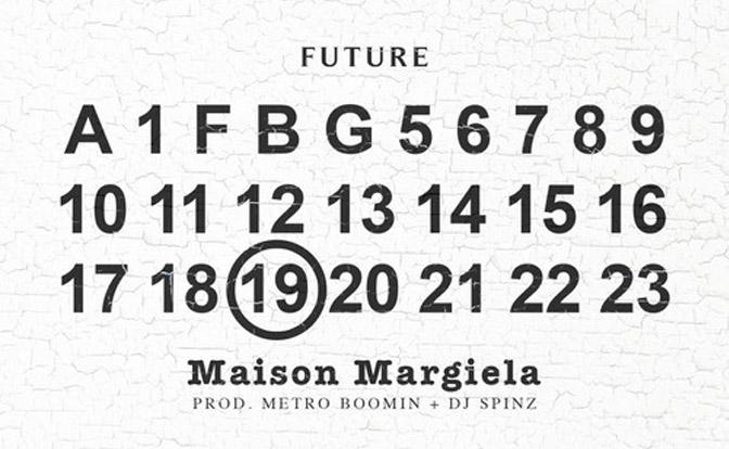 Future – Maison Margiela (CDQ)