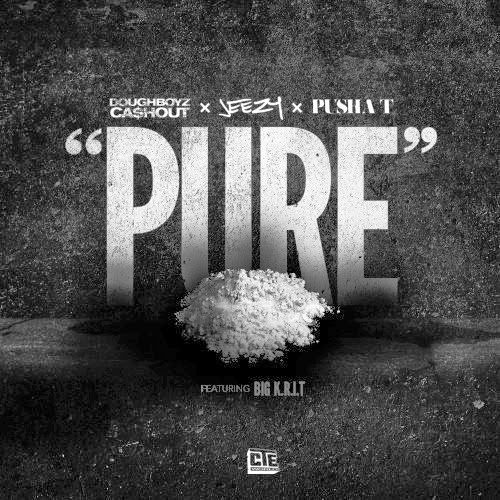 Doughboyz Cashout Ft. Pusha T, Young Jeezy & Big K.R.I.T. – Pure White