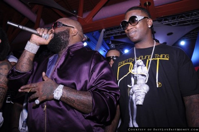 Rick Ross Ft. Gucci Mane – I'm A Dog