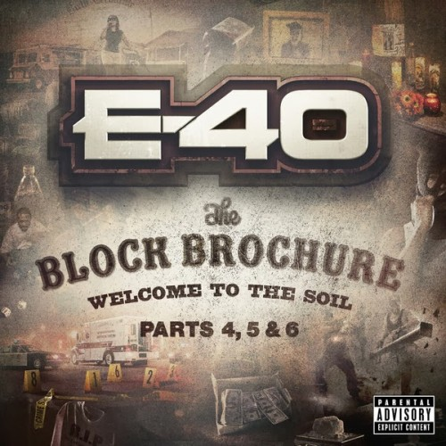 E-40 Ft. Gucci Mane & Young Scooter – Project Building