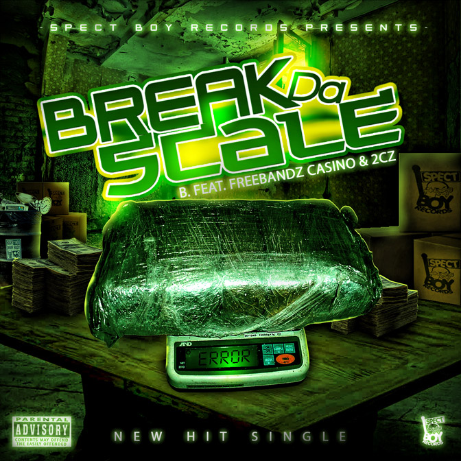 B Ft. Casino & 2c'z – Break Da Scale
