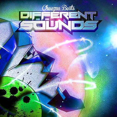 Cheezus 3 – Different Sounds [Mixtape]