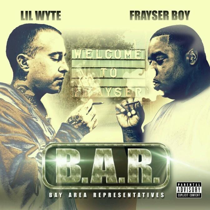 Frayser Boy & Lil Wyte – B.A.R. [Artwork]