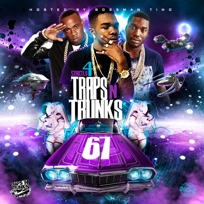 Strictly 4 The Traps N Trunks Vol. 67 [Mixtape]