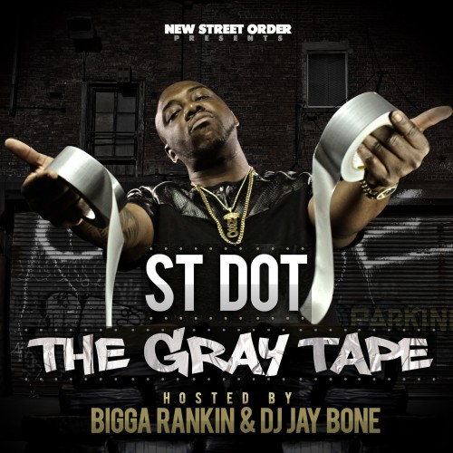 ST Dot – The Gray Tape [Mixtape]