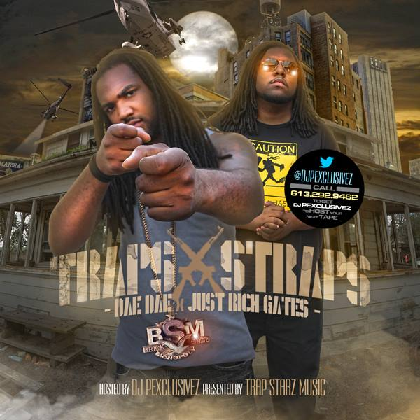 Just Rich Gates & Dae Dae – Krunk Az Hell