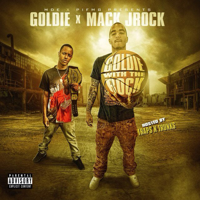 Goldie & Mack Jrock – Tried To Stop