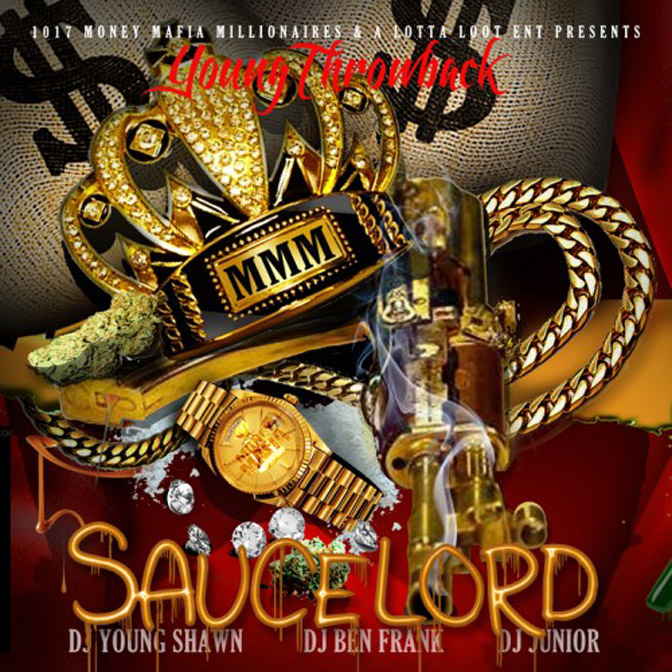 Young Throwback – Sauce Lord [Mixtape]