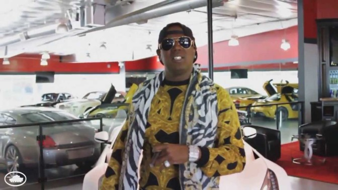 Master P Ft. Future & Eastwood – We Poppin