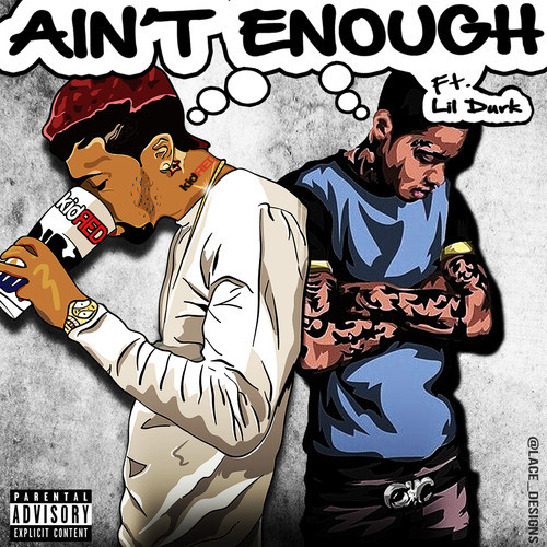 Kid Red Ft. Lil Durk – Ain't Enough