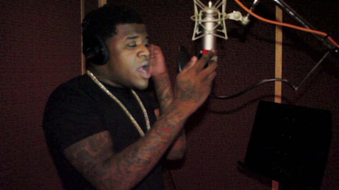 Video Lil Phat Y N I C Mixtape Studio Footage