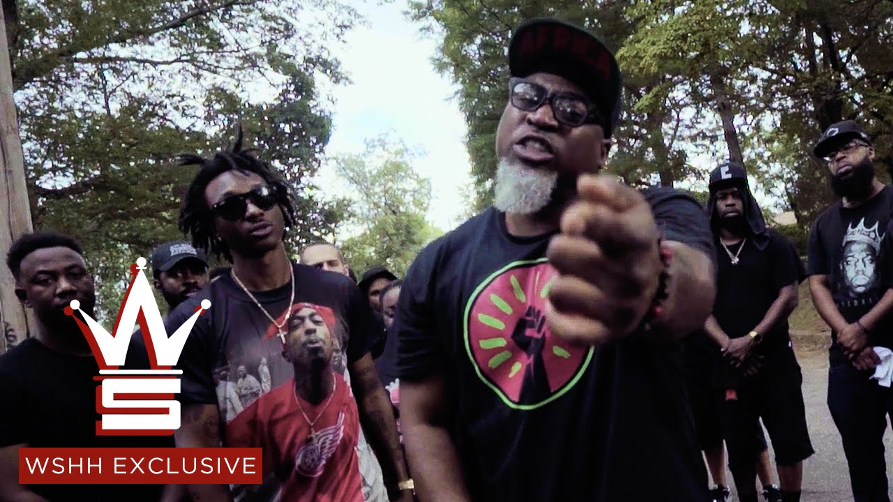 Video Scotty ATL Ft David Banner Black Man Traps N