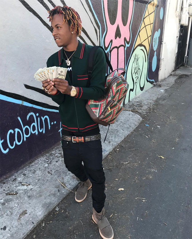Rich The Kid - Drip From My Walk (Remix) | Traps N Trunks