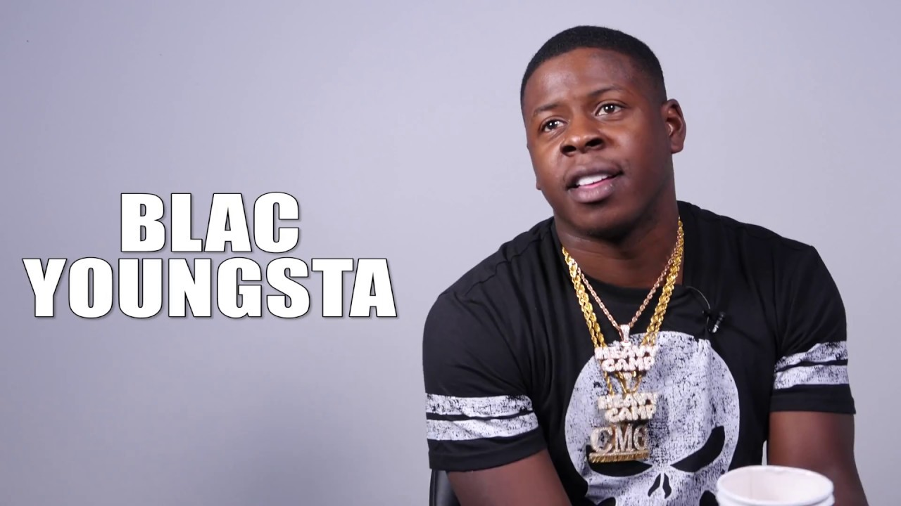 Video Blac Youngsta The Vlad Couch Interview Traps N