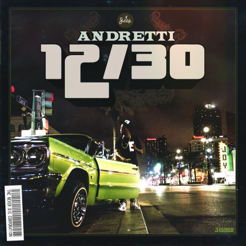 Curren$y – Andretti 12/30 [Mixtape]