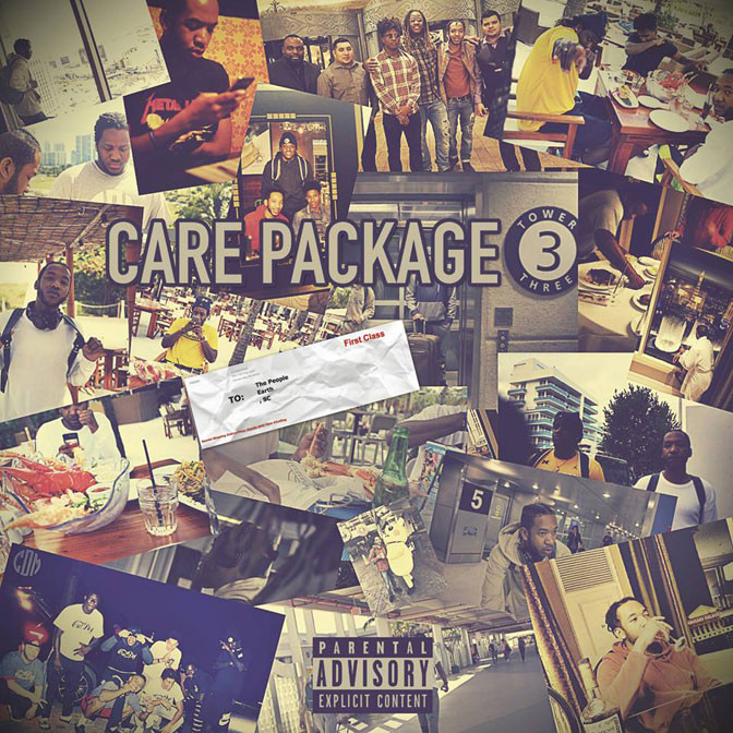 Cut Dog Music – Care Package 3 [Mixtape]