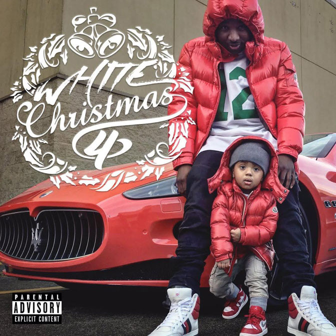 Troy Ave – White Christmas 4 [Mixtape]