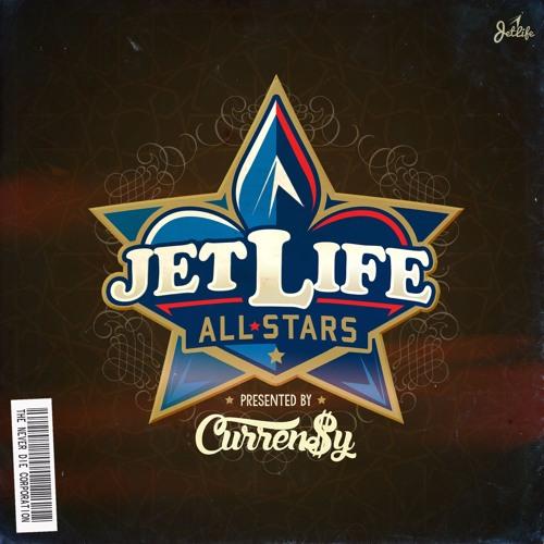 Curren$y – Jet Life Allstars [Mixtape]