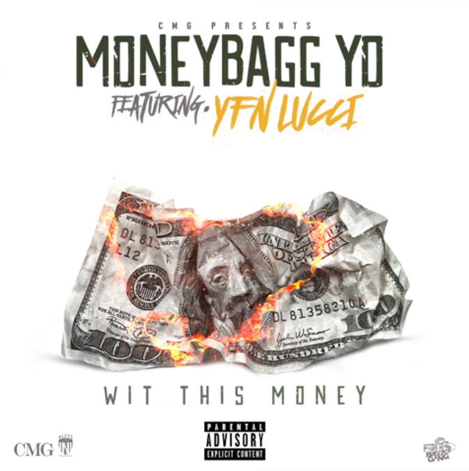 MoneyBagg Yo Ft. YFN Lucci – Wit This Money