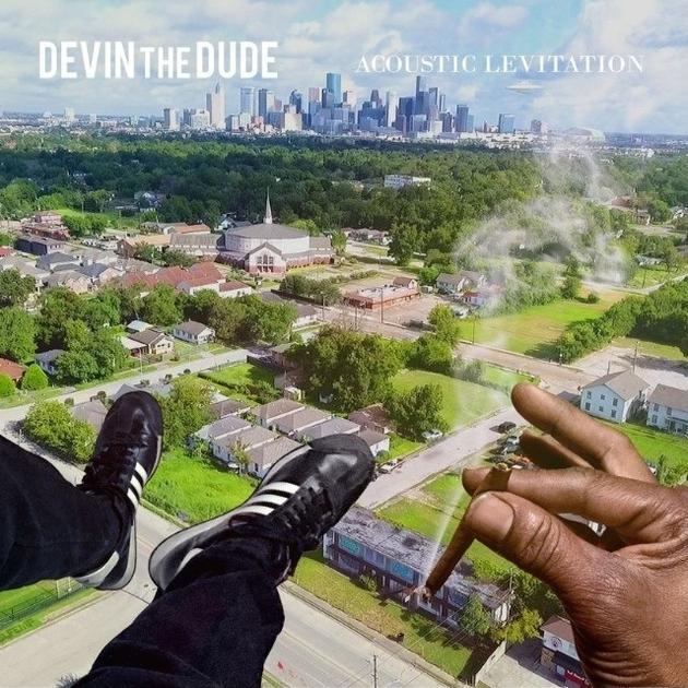 Devin The Dude – Acoustic Levitation [Album Stream]