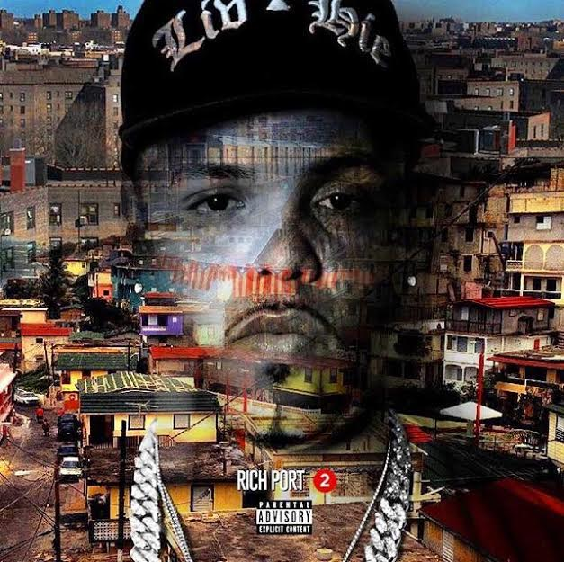 Axel Leon – Rich Port 2 [Mixtape]
