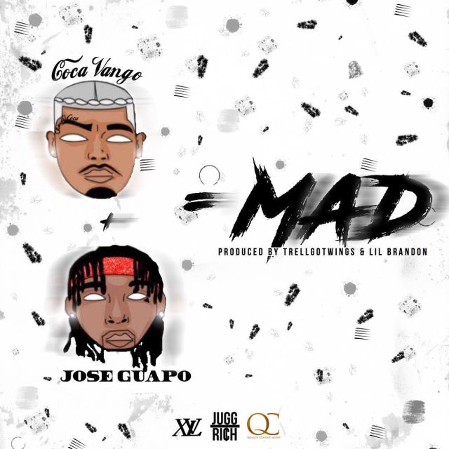Coca Vango Ft. Jose Guapo – Mad (Remix)