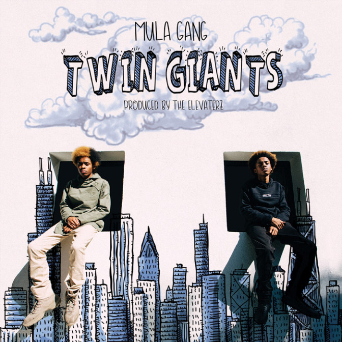 Mula Gang – Twin Giants
