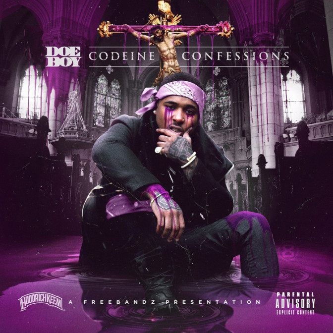 Doe Boy – Codeine Confessions [Mixtape]